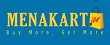 Menakart Coupons
